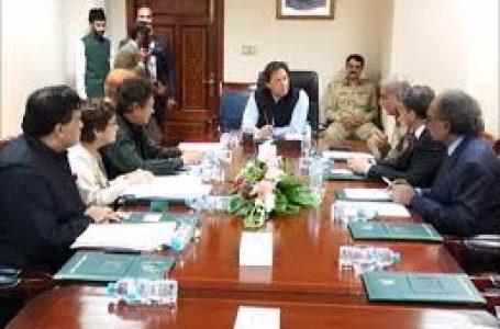 وزیر اعظم عمران نے بریفنگ میں کہا کہ پاکستان میں موبائل فون اسمگلنگ کو ڈی آئی آر بی ایس سسٹم نے روک لیا