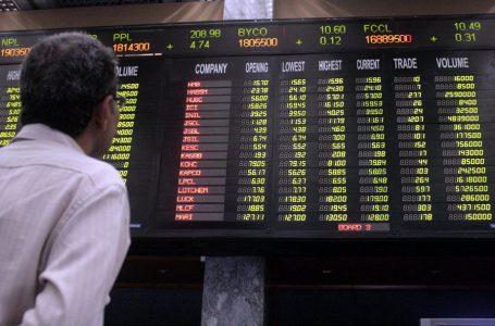 شیئر مارکیٹ میں 92 پوائنٹس کی کمی