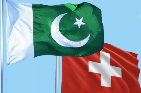 سوئٹزرلینڈ – پاکستان ڈی ٹی اے فورس میں داخل ہو گیا