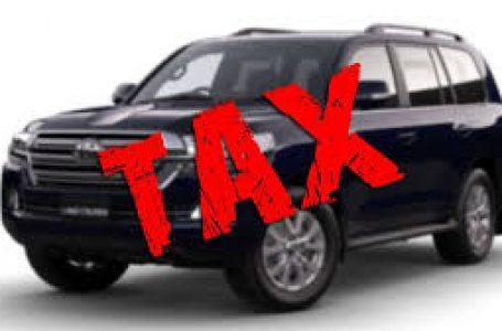 مالی سال 2021 کے پہلے نصف حصے میں موٹر گاڑیوں کے اندراج سے ٹیکس وصولی میں 62 فیصد اضافہ ہوا ہے